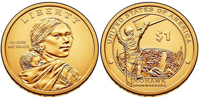 Монеты сша индейцы монеты россии список цена