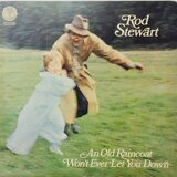 Виниловая пластинка. Rod Stewart  An Old Raincoat Wont Ever Let You Down 1969 год